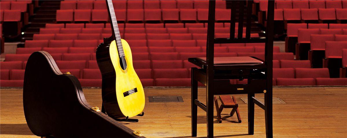 GC / GCX - Descripción - Classical & Nylon - Guitarras, Bajos &  Amplificadores - Instrumentos musicales - Productos - Yamaha - México