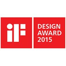 iF Design Award 2015 logo