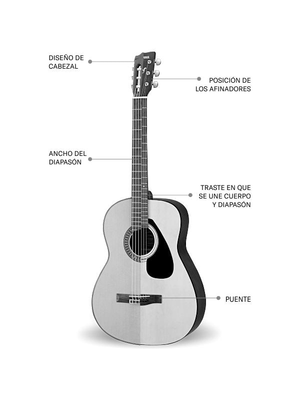 Conoce tu guitarra ideal