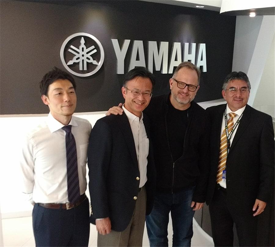 Marcos Witt es Artista Yamaha - Yamaha - México