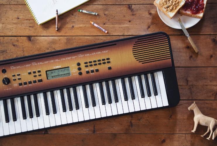 PSR-E360 - Descripción - Teclados portátiles - Teclados Digitales -  Instrumentos musicales - Productos - Yamaha - México